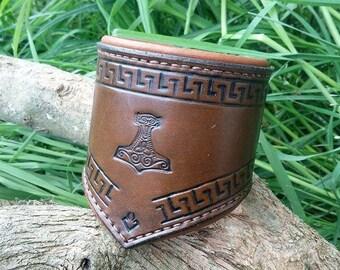 "Bracelet men ""medieval/fantasy"" viking style."
