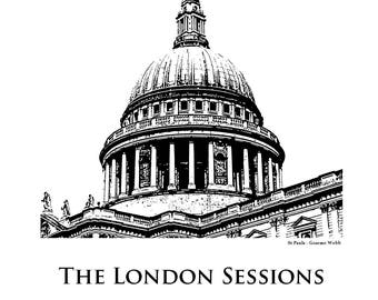 The London Sessions ~ A collection of Polaroid images published by Arcimboldi Press, hand bound photographic book with original print.