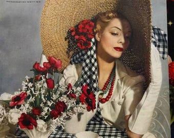 Vogue Magazine May 1938