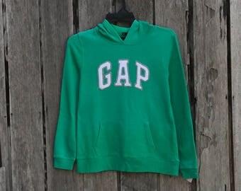 Rare!!! Gap big spell out Sweatshirt hoodie jumper