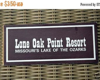 S Lone Oak Point Resort Missouri Brochure
