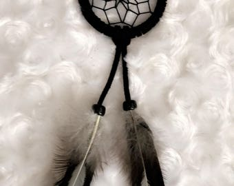 Custom Made To Order Rear View Mirror Dream Catcher
