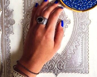 Moroccan Bracelet, Gold Bracelet, Moroccan Jewelry, Boho Cuff, Gypsy vibes,  Bohemian Jewelry - Free US Shipping