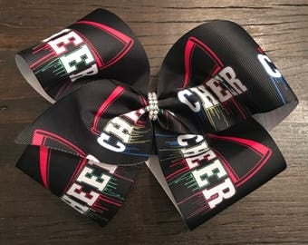 Cheer XLarge Boutique Bow