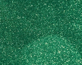 Green eco friendly cosmetic glitter 3g pot