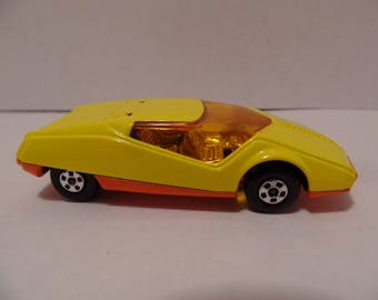 1975 DATSUN 126X (No 33) SUPERFAST Lesney MATCHBOX Diecast