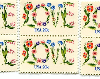 Love Stamps 10 Unused /USA Postage Stamps/Love Theme