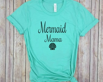 mermaid mama, mermom shirt, mother of mermaids, mermaid mom, mermaid mom shirt, mermaid mama shirt, mermama shirt, mermaid shirt