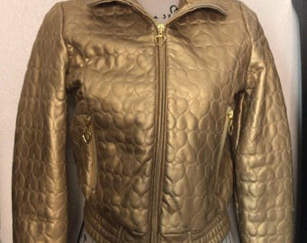 Heart of gold jacket