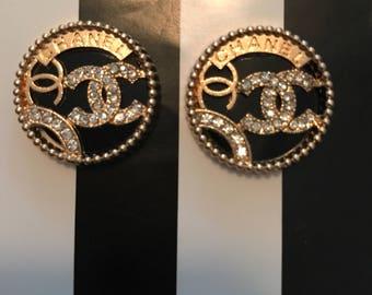 Cc earrings inspired