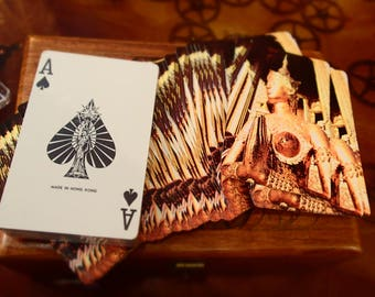 "Vintage ""Buddha"" card game / Vintage ""Buddha"" card game"