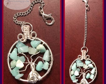 Tree of Life Journal Charm