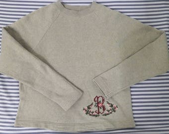 UNITED COLORS of BENETTON women's sweatshirt