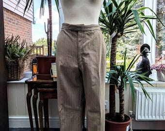 1960's Graham of Scarborough Men's Chequered Trousers