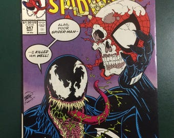 Amazing Spider-Man # 347 Comic by Marvel Comics