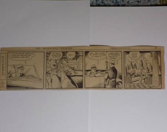 ORIGINAL SUPERMAN Daily Comic Strip - The Milwaukee Journal - Monday, August 29, 1939 - 25% Off!