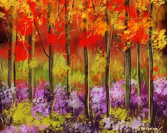 Abstract Forest-4