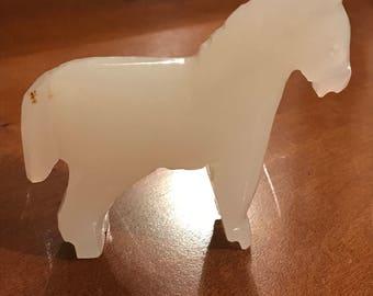 Quartz Style Horse