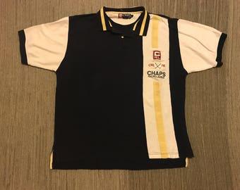 Vintage 90s Chaps Ralph Lauren Polo Shirt