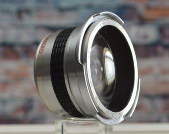 Night Vision Deluxe Super Wide Macro 0.42x AF Lens