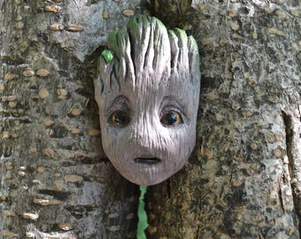 Baby Groot (brooch/magnet/key chains)