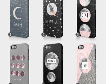 Initials phone case Etsy