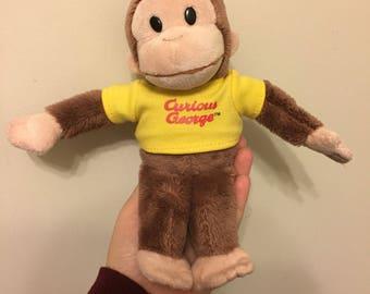 Curious George plush