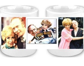 George and Mildred - Coffee Mug
