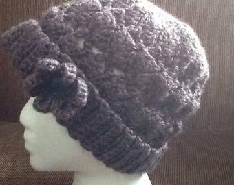 Warm winter hat.