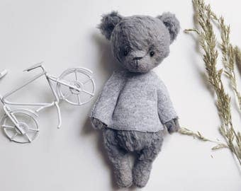 Teddy bear handmade