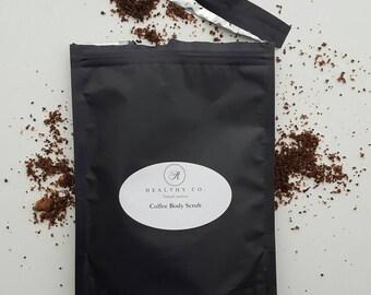 Coffee Sugar Body Scrub