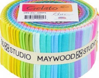 "Gelato 2.5"" Strips"