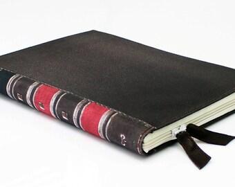 """11"""" Macbook Air Case Brown Old Vintage Book Case Antique Macbook Case 11 Laptop case Macbook Air 11 inch macbook sleeve macbook air sleeve"""