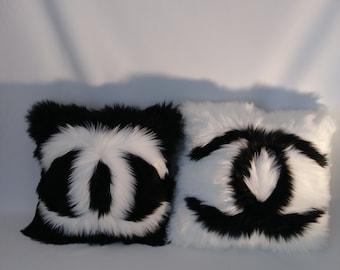 Fun Fur Pillow