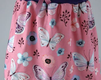 Kids skirt, Jersey girl skirt