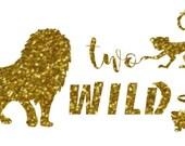Two Wild Onesie