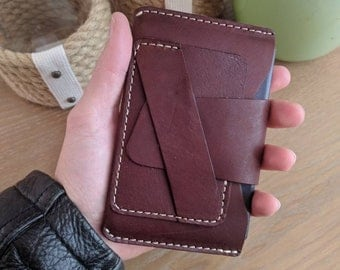 Leather Passport Wallet, Field Notes Wallet, Slim Passport Wallet, Best Passport Wallet, Monogram Passport Wallet, Passport cover, passport