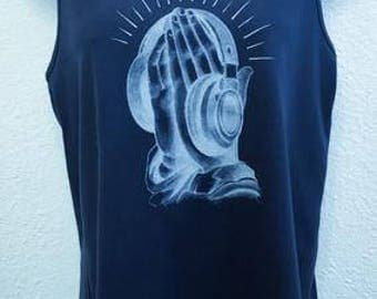 Praying Hands Tank