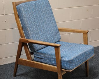 Midcentury arm chair
