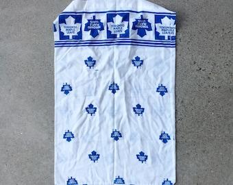Vintage Toronto Maple Leafs Pillowcase