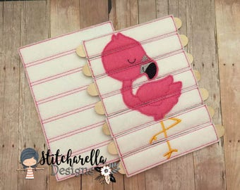 Flamingo Stick Puzzle