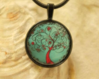 Magic Tree necklace