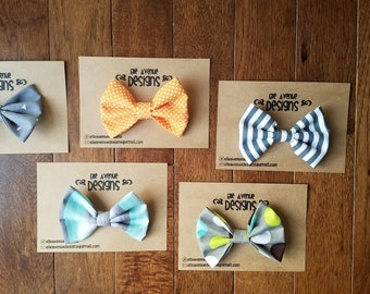 Harley Style Bow Tie