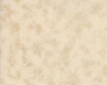 Halloween fabric by the yard- Moda- Eerily Elegant- Deb Strain-19817 12- Parchment- solid- coordinate Eerily Elegant- nuetral fabric