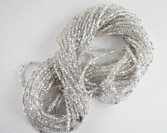 African Waist Beads, Waist Beads, Transparent African Waist Beads