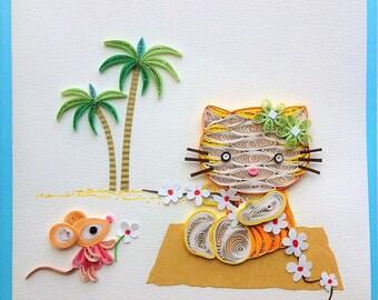 Hello Kitty Cards, Birthday Cards/KIT01, KIT05, KIT06