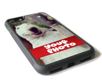 Your Photo on Sublimation iPhone 7 case