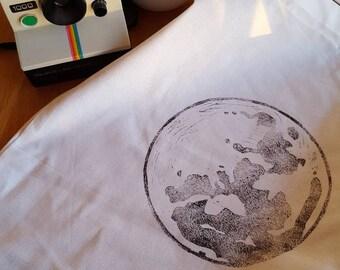 "Cotton bag ""moon"" (long handles)"
