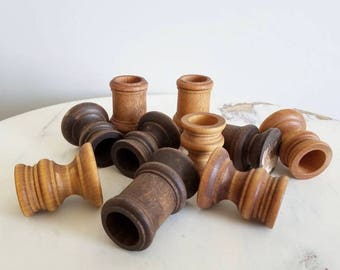 Assorted Wooden Pieces