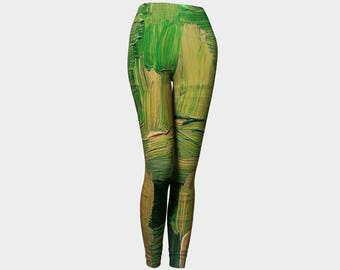 Good Girl Leggings. These will look great on you! From Douglas W Warawa with love. Artist/Fashion Designer
